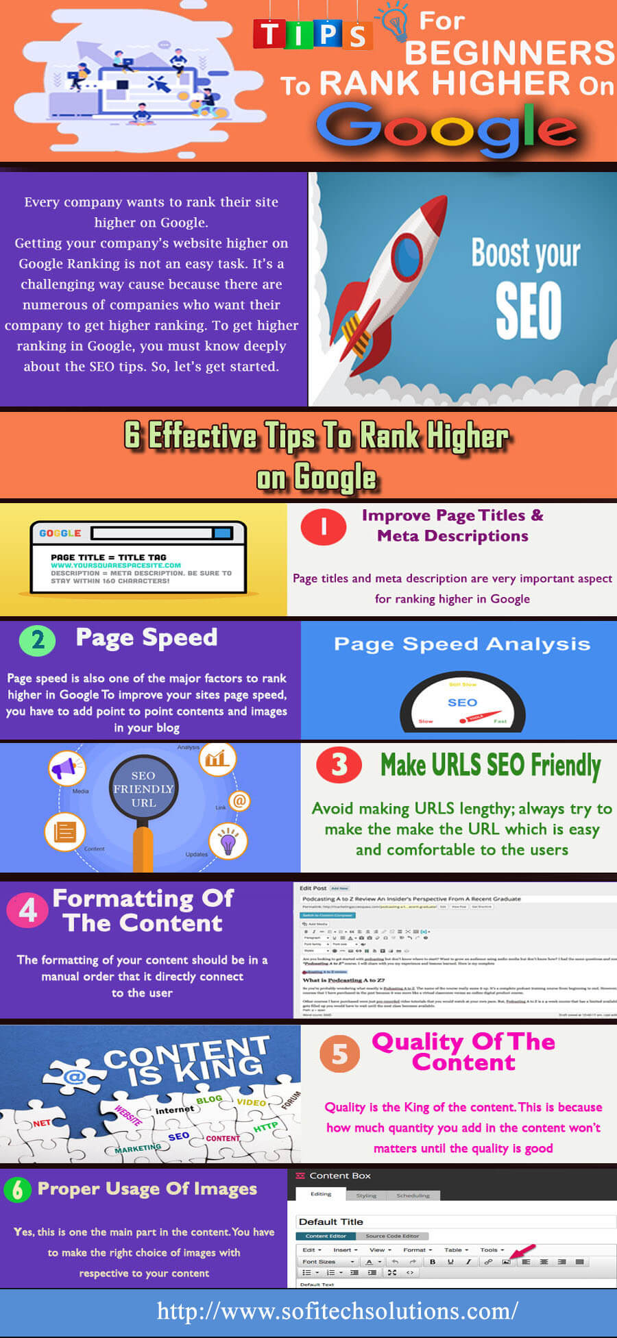 6 Effective Tips For Beginners To Rank Higher On Google